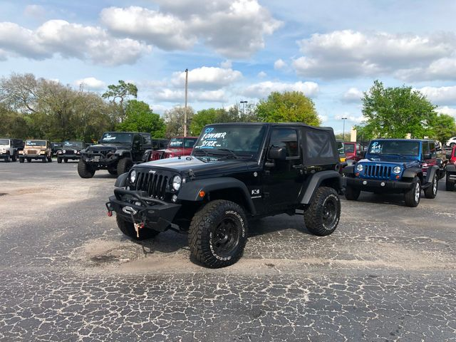 2007 Jeep Wrangler X in Riverview, FL 33578