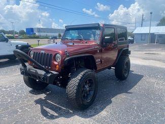 2007 Jeep Wrangler X in Riverview, FL 33578