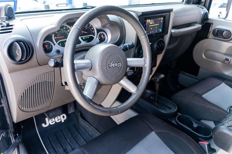 2007 Jeep Wrangler Unlimited Sahara in Rowlett, Texas