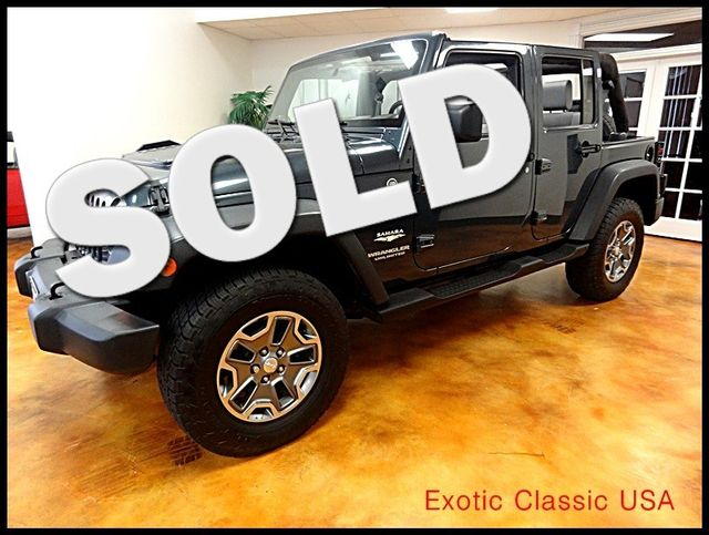 2007 Jeep Wrangler Unlimited Sahara 4 Wheel Drive La Jolla, Califorina