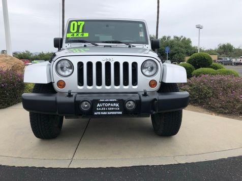 2007 Jeep Wrangler Sahara | San Luis Obispo, CA | Auto Park Sales & Service in San Luis Obispo, CA
