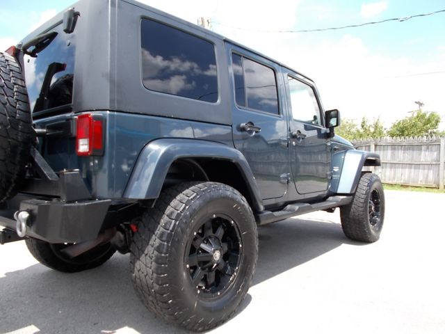 2007 Jeep Wrangler Unlimited Sahara Shelbyville, TN 11