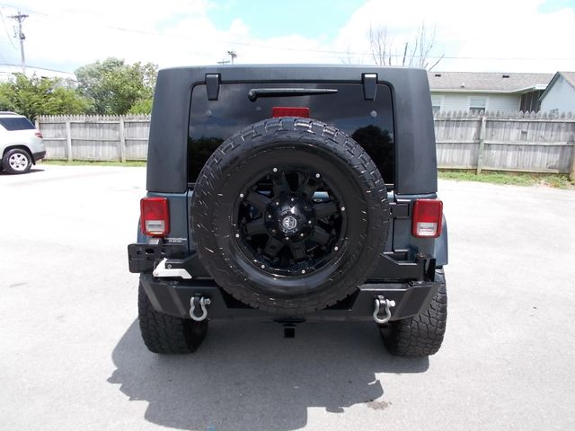 2007 Jeep Wrangler Unlimited Sahara Shelbyville, TN 13
