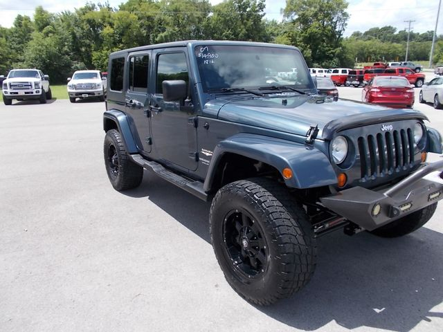 2007 Jeep Wrangler Unlimited Sahara Shelbyville, TN 9