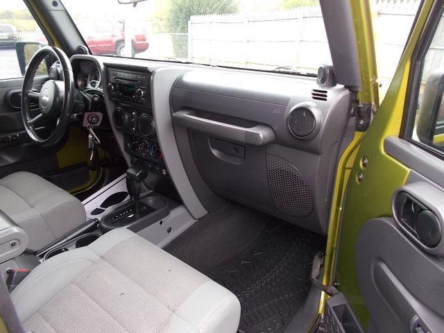 2007 Jeep Wrangler Unlimited Sahara Shelbyville, TN 20