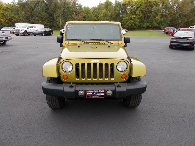 2007 Jeep Wrangler Unlimited Sahara Shelbyville, TN 7