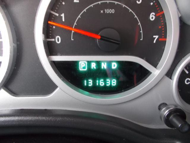 2007 Jeep Wrangler Unlimited Sahara Shelbyville, TN 31