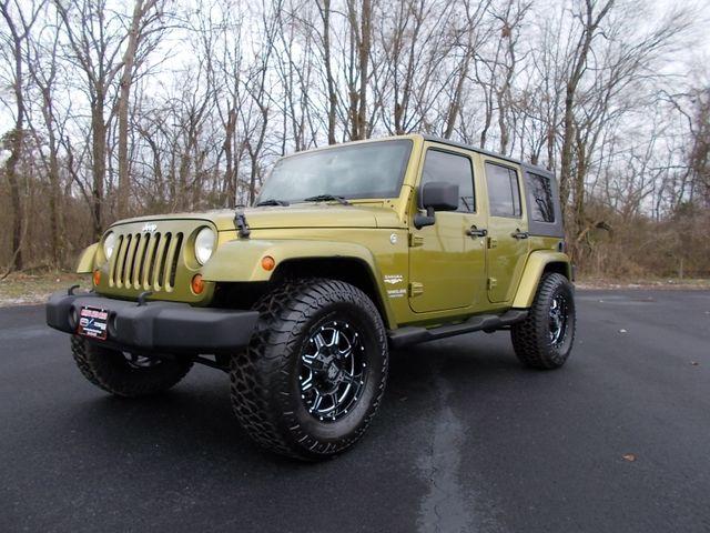 2007 Jeep Wrangler Unlimited Sahara Shelbyville, TN 5