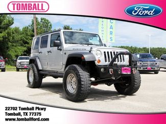 2007 Jeep Wrangler Unlimited Rubicon in Tomball, TX 77375