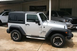 2007 Jeep Wrangler X in Vernon Alabama