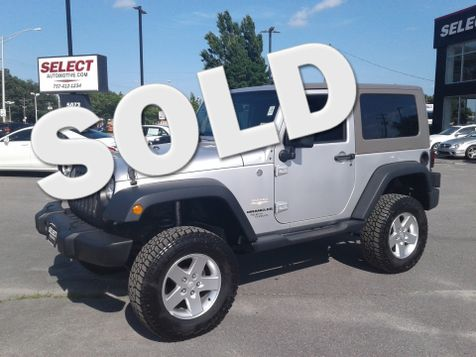 2007 Jeep Wrangler Sahara in Virginia Beach, Virginia