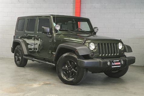 2007 Jeep Wrangler Unlimited X in Walnut Creek
