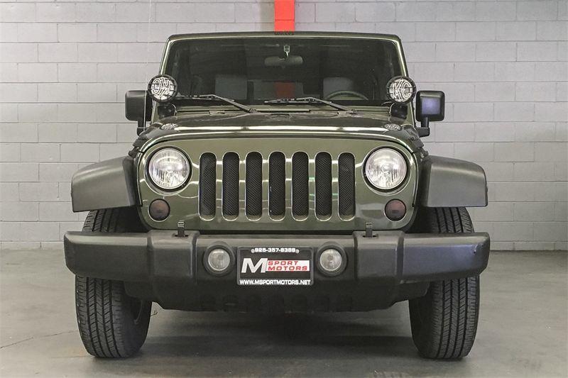2007 Jeep Wrangler Unlimited X  city CA  M Sport Motors  in Walnut Creek, CA