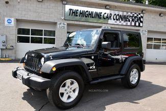 2007 Jeep Wrangler X Waterbury, Connecticut 2