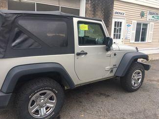 2007 Jeep Wrangler X  city MA  Baron Auto Sales  in West Springfield, MA