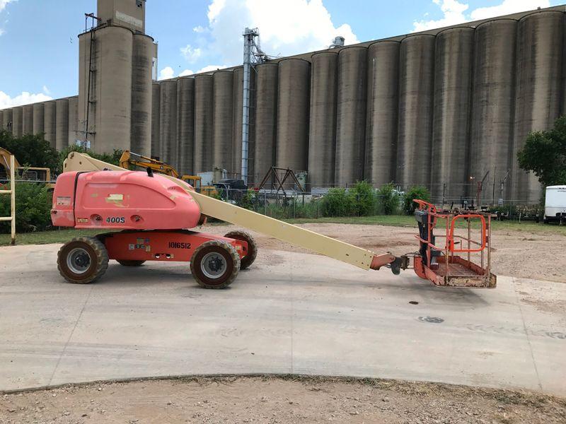 2007 Jlg 400S BOOM LIFT   city TX  North Texas Equipment  in Fort Worth, TX