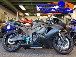 2007 Kawasaki Ninja ZX™-6R in Daytona Beach , FL 32117