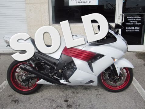 2007 Kawasaki Ninja ZX-14  in Dania Beach, Florida