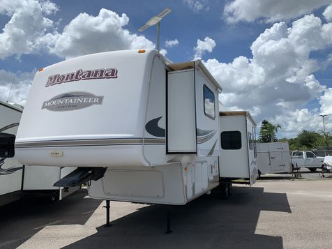 2007 Keystone Montana Mountaineer 342PHT  in Clearwater, Florida