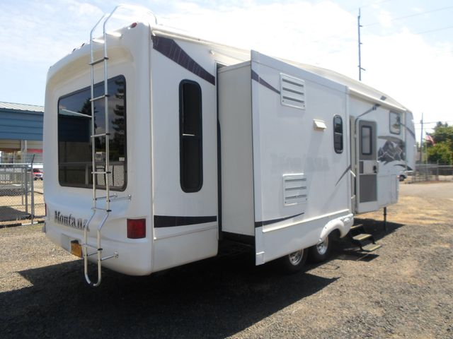 2007 Keystone Montana 3075RLF Salem, Oregon 2