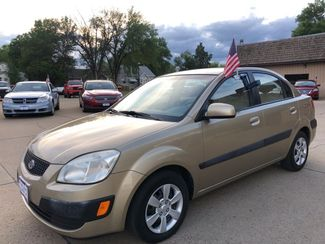 2007 Kia Rio LX ONLY 92000 Miles  city ND  Heiser Motors  in Dickinson, ND