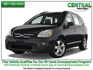 2007 Kia Rondo LX Base | Hot Springs, AR | Central Auto Sales in Hot Springs AR