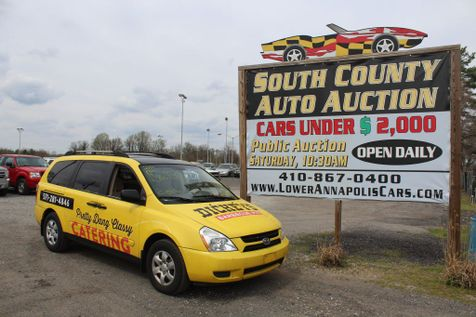 2007 Kia Sedona LX in Harwood, MD