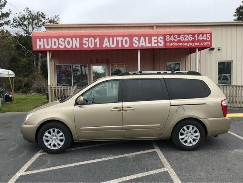 2007 Kia Sedona EX | Myrtle Beach, South Carolina | Hudson Auto Sales in Myrtle Beach South Carolina