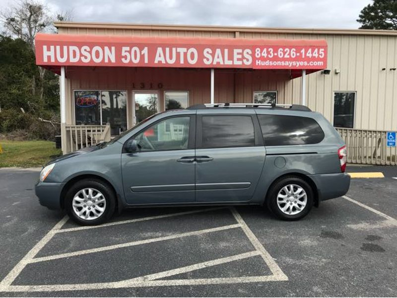 2007 Kia Sedona EX | Myrtle Beach, South Carolina | Hudson Auto Sales in Myrtle Beach South Carolina