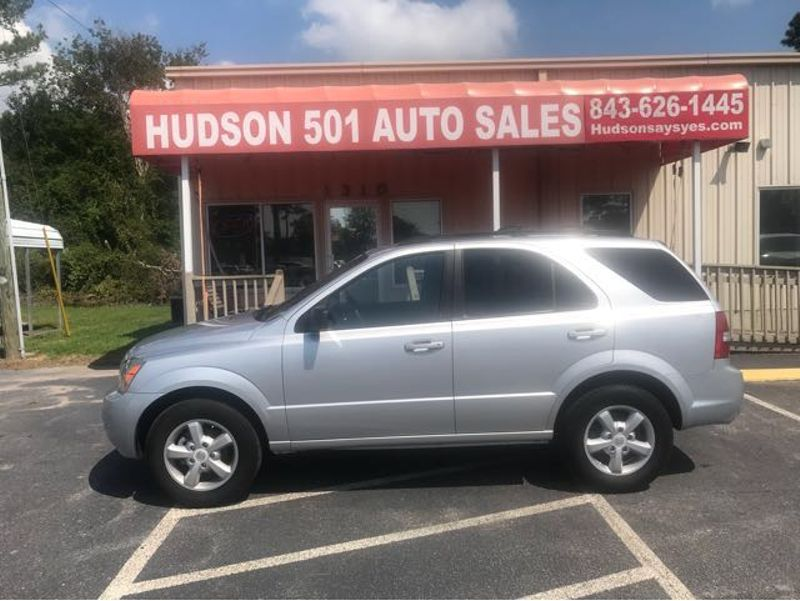2007 Kia Sorento LX | Myrtle Beach, South Carolina | Hudson Auto Sales in Myrtle Beach South Carolina