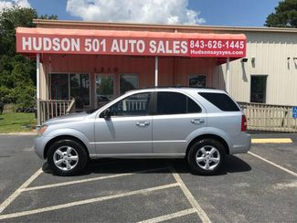 2007 Kia Sorento LX | Myrtle Beach, South Carolina | Hudson Auto Sales in Myrtle Beach South Carolina