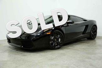 2007 Lamborghini Gallardo Nero Edition Houston, Texas