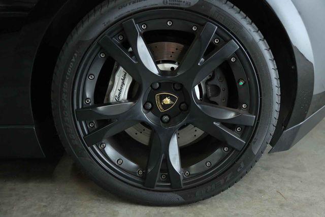 2007 Lamborghini Gallardo Nero Edition Houston, Texas 12