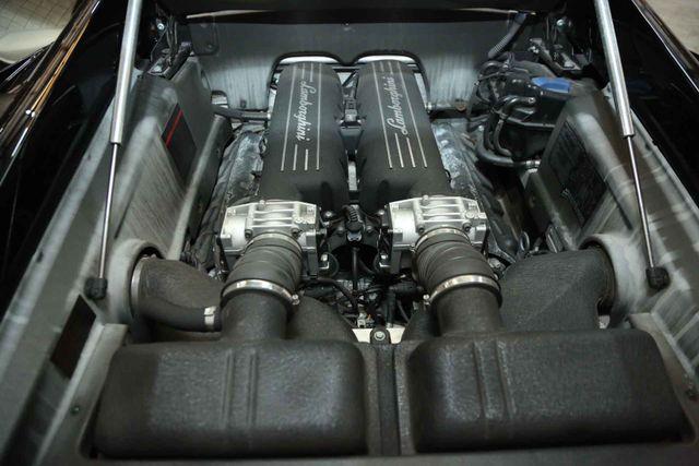 2007 Lamborghini Gallardo Nero Edition Houston, Texas 28