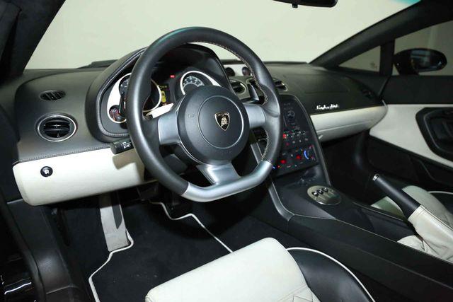 2007 Lamborghini Gallardo Nero Edition Houston, Texas 14