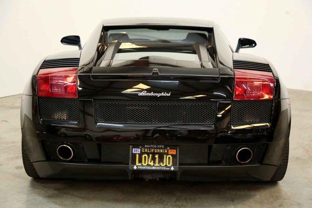 2007 Lamborghini Gallardo Nero Edition Houston, Texas 10