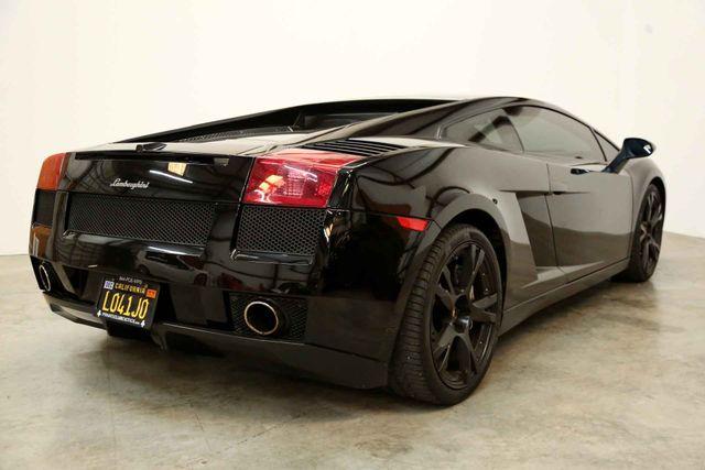 2007 Lamborghini Gallardo Nero Edition Houston, Texas 11