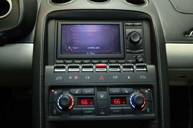 2007 Lamborghini Gallardo Nero Edition Houston, Texas 21