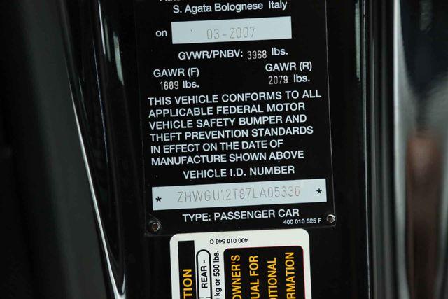 2007 Lamborghini Gallardo Nero Edition Houston, Texas 29
