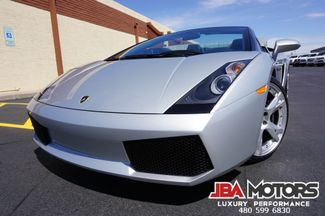 2007 Lamborghini Gallardo Spyder Convertible ~ ONLY 3k LOW ORIGINAL MILES | MESA, AZ | JBA MOTORS in Mesa AZ