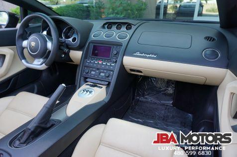 2007 Lamborghini Gallardo Spyder Convertible | MESA, AZ | JBA MOTORS in MESA, AZ