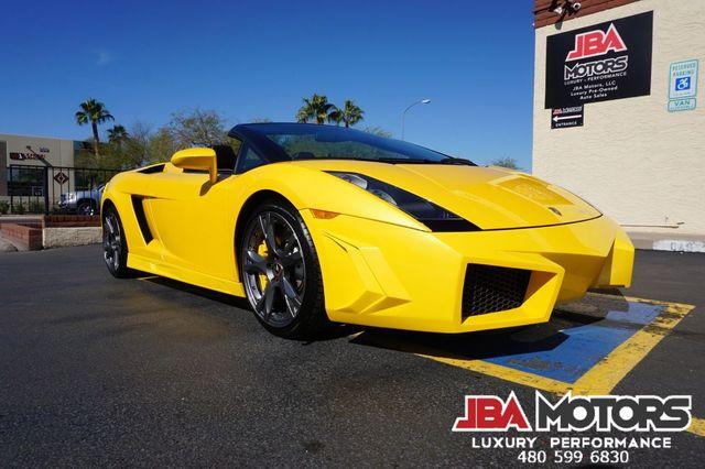 2007 Lamborghini Gallardo Spyder Convertible ~ Custom Body Kit in Mesa, AZ 85202