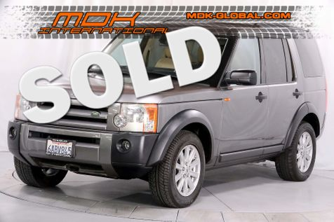 2007 Land Rover LR3 SE - 3rd row seats - Leather in Los Angeles