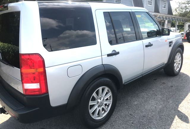 2007 Land Rover LR3 SE Knoxville, Tennessee 3