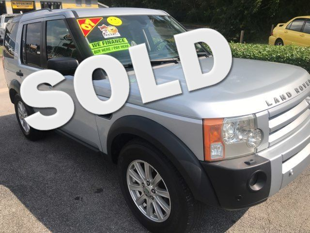 2007 Land Rover LR3 SE Knoxville, Tennessee