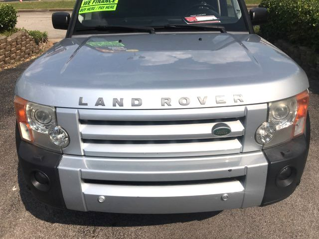 2007 Land Rover LR3 SE Knoxville, Tennessee 1