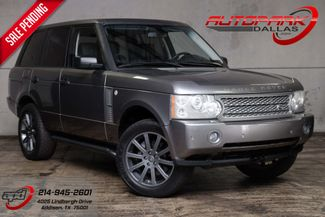 2007 Land Rover Range Rover SuperCharged in Addison TX, 75001