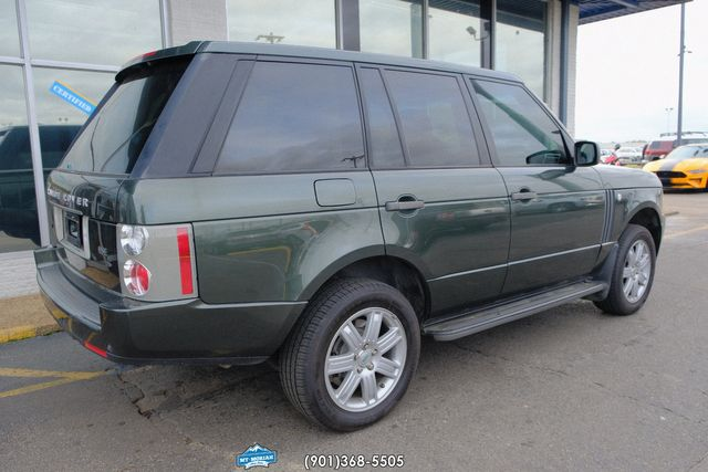 2007 Land Rover Range Rover HSE in Memphis, Tennessee 38115