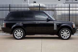 2007 Land Rover Range Rover S/C * DVD * Heated & Cooled Seats * BU CAM * Roof Plano, Texas 2