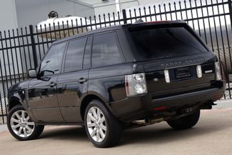 2007 Land Rover Range Rover S/C * DVD * Heated & Cooled Seats * BU CAM * Roof Plano, Texas 5